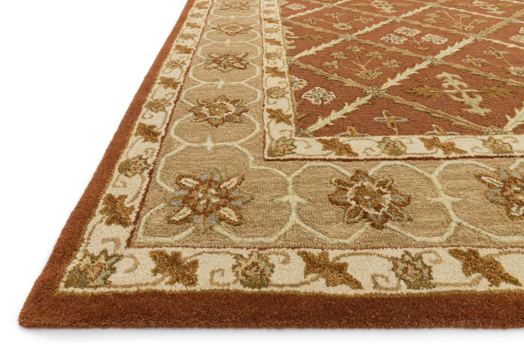 Loloi Walden WD-01 Hand Tufted Wool Rug