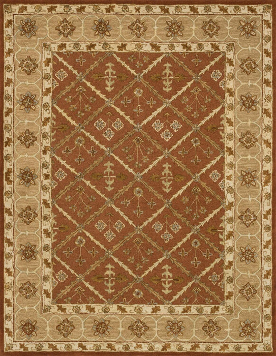 Loloi Walden WD-01 Hand Tufted Wool Rug Main Image