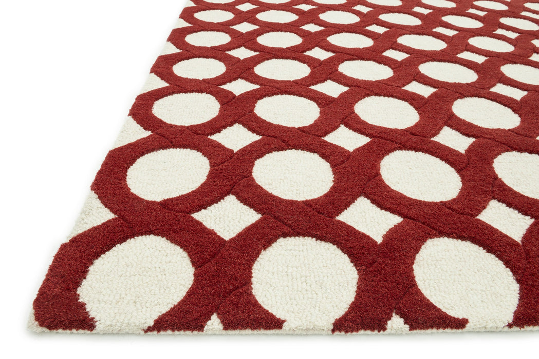 Loloi Weston HWS08 Hand Tufted Wool Rug