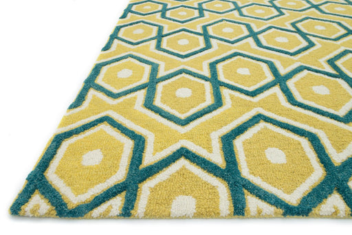 Loloi Weston HWS11 Hand Tufted Wool Rug