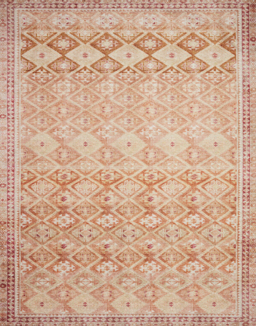 Loloi Layla LAY-16 Natural / Spice Traditional Rug