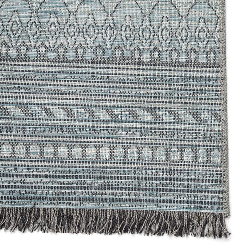 Jaipur Rugs Tikal TLK07 Gray Indoor/Outdoor Rug