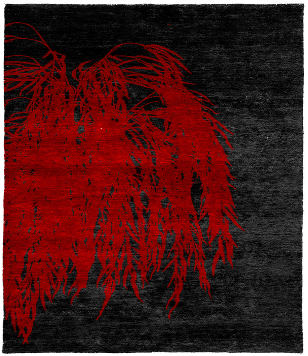 March C Hand Knotted Tibetan Rug Main Image