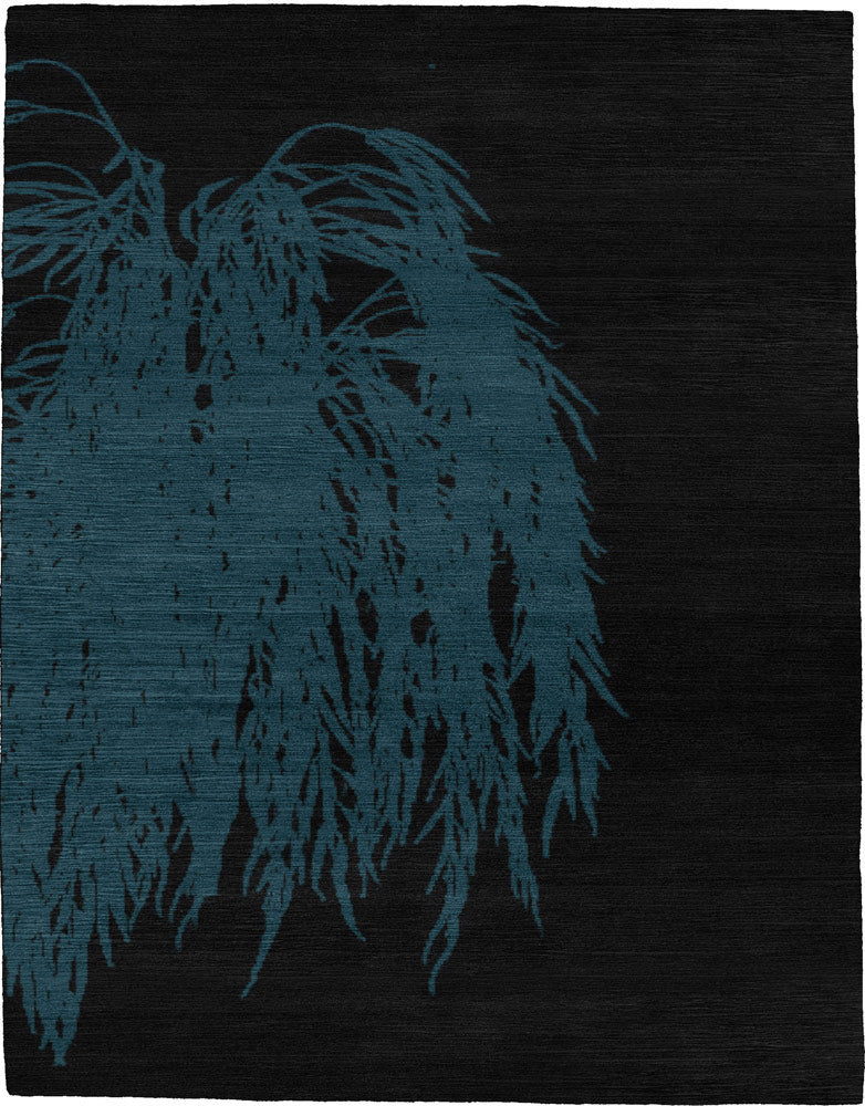 March B Hand Knotted Tibetan Rug Main Image