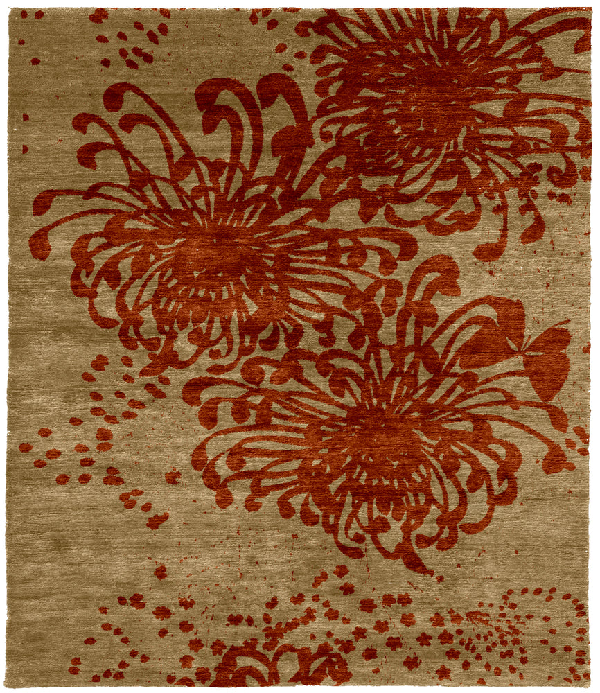 Iolcus A Hand Knotted Tibetan Rug Main Image