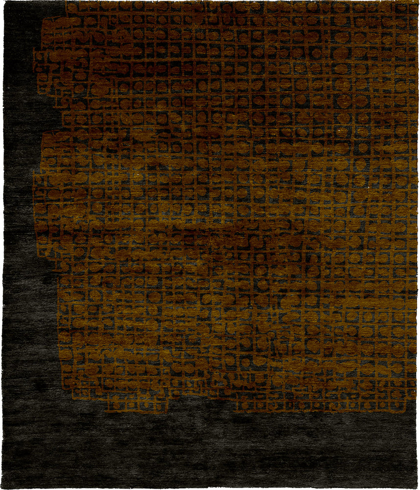 Intense A Hand Knotted Tibetan Rug Main Image