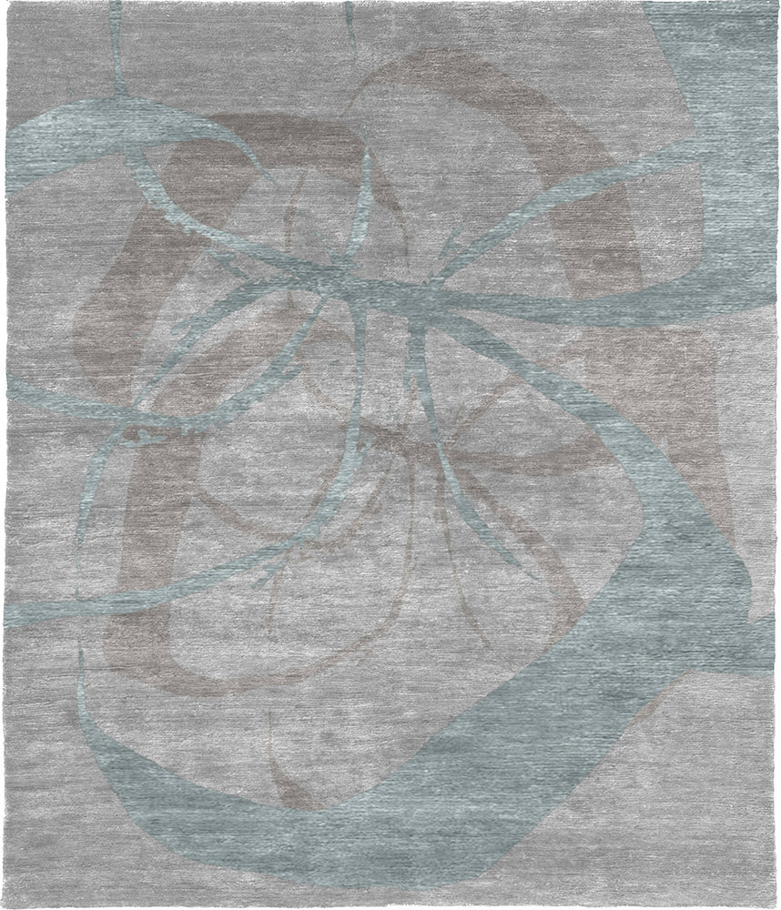Particulate B Hand Knotted Tibetan Rug Main Image