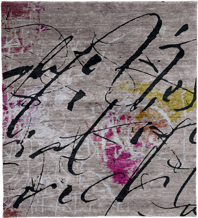 Affluent Hand Knotted Tibetan Rug Main Image