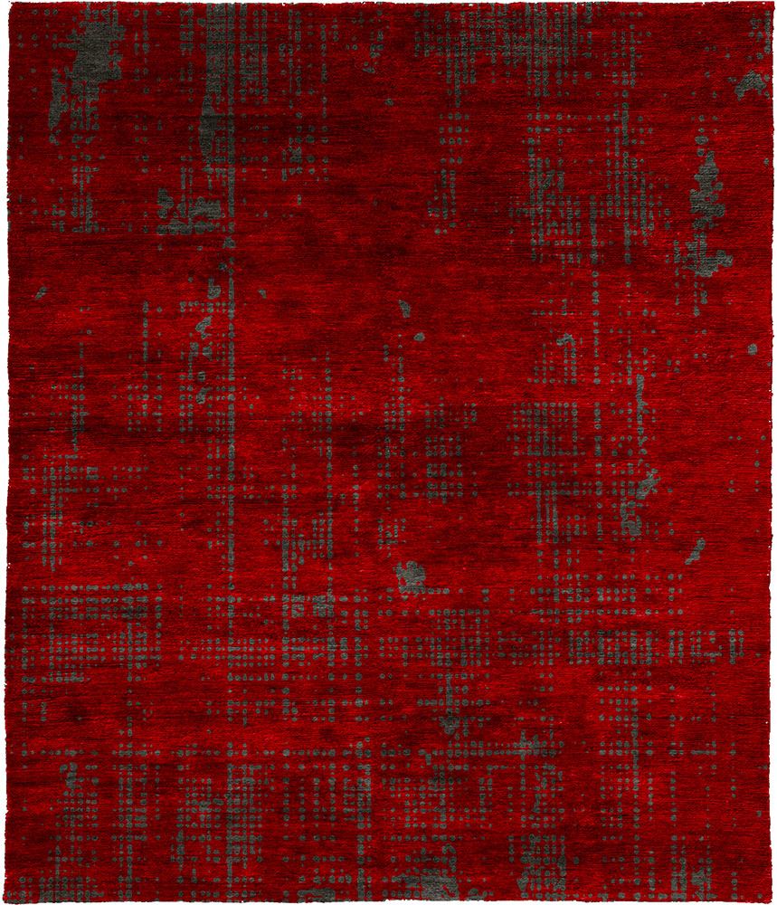 Patina A Hand Knotted Tibetan Rug Main Image