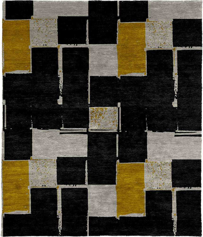 Contentment Hand Knotted Tibetan Rug Main Image
