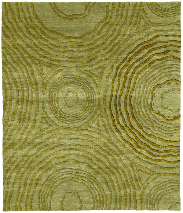 October Sky A Hand Knotted Tibetan Rug Main Image