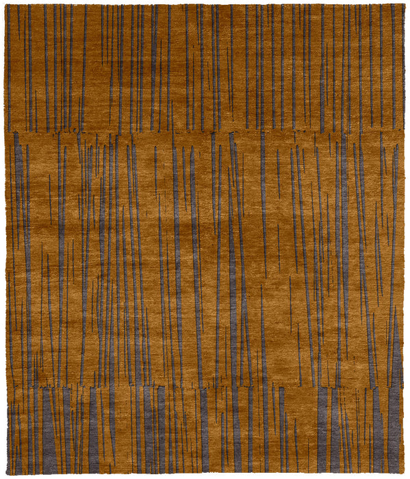Solarize B Hand Knotted Tibetan Rug Main Image
