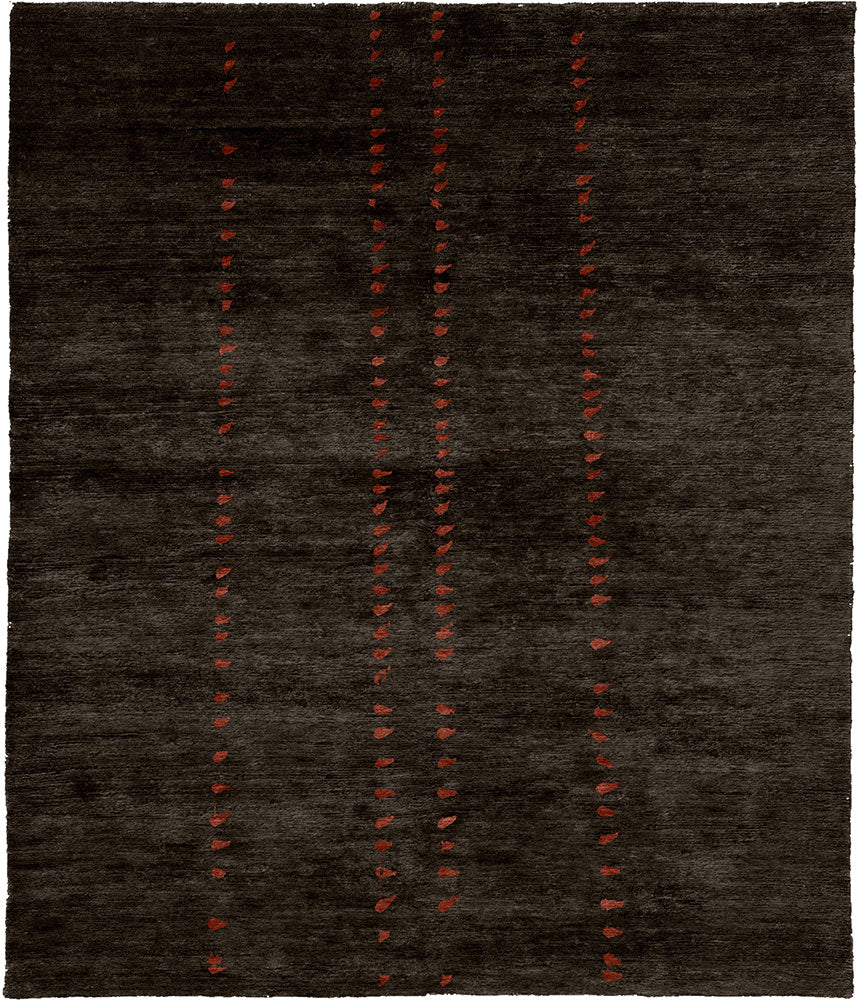 River Delta B Hand Knotted Tibetan Rug Main Image