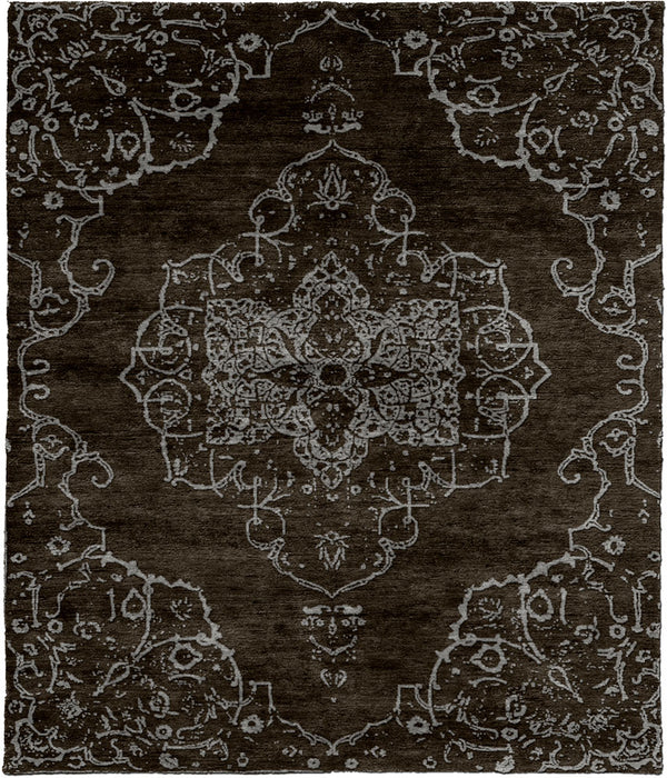 Permian B Hand Knotted Tibetan Rug Main Image