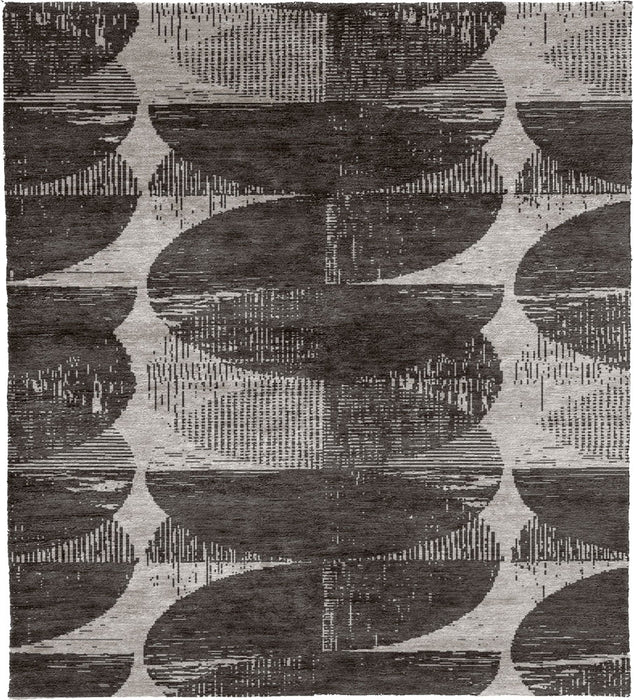 Grunge A Hand Knotted Tibetan Rug Main Image