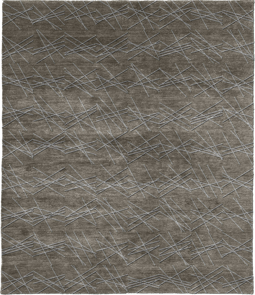Lucerne B Hand Knotted Tibetan Rug Main Image