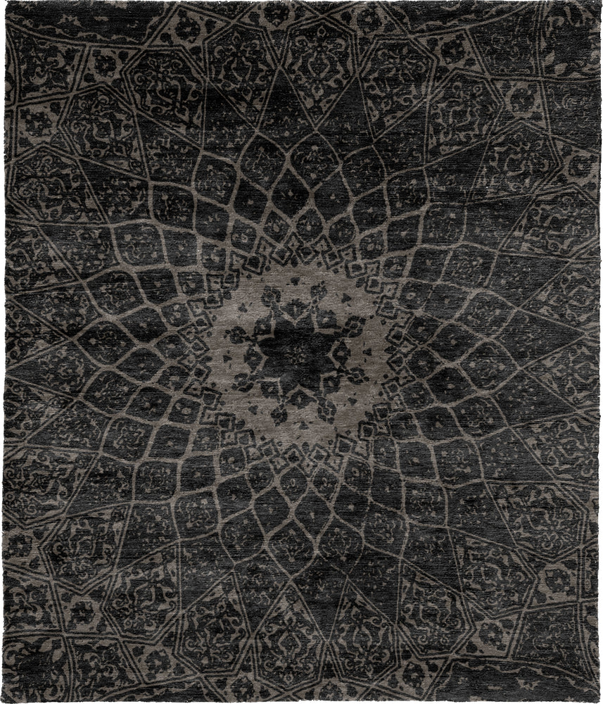 Gombad D Hand Knotted Tibetan Rug Main Image