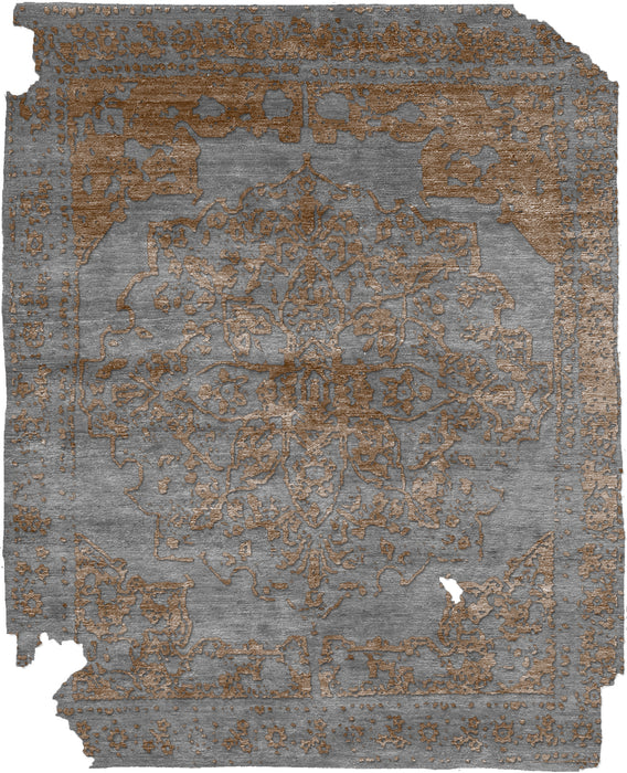 Gone Weathered Hand Knotted Rug Main Image
