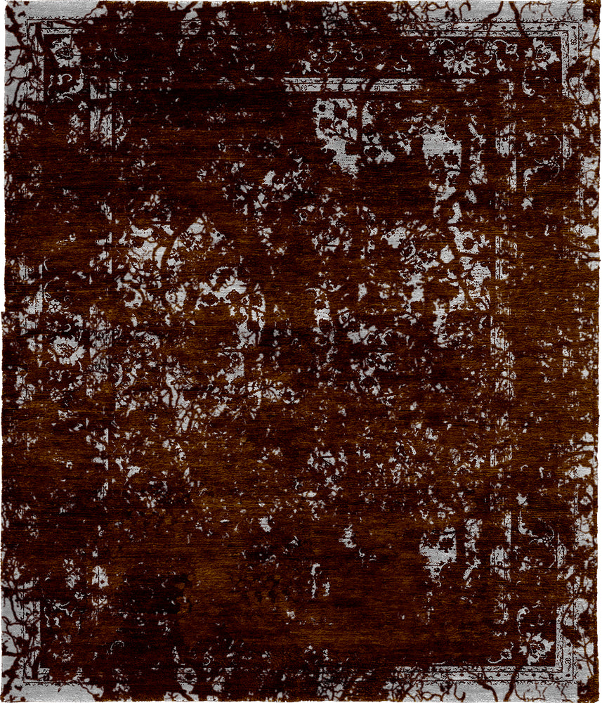 One Night C Hand Knotted Tibetan Rug Main Image