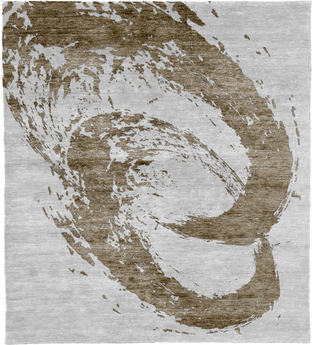 Rebirth A Hand Knotted Tibetan Rug Main Image