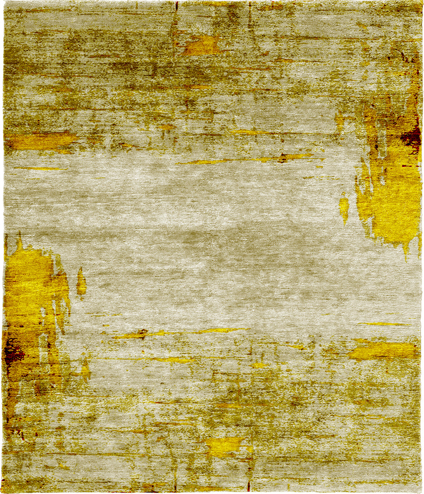 Breeze B Hand Knotted Tibetan Rug Main Image