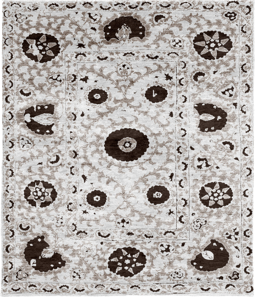 Transdim A Hand Knotted Tibetan Rug Main Image