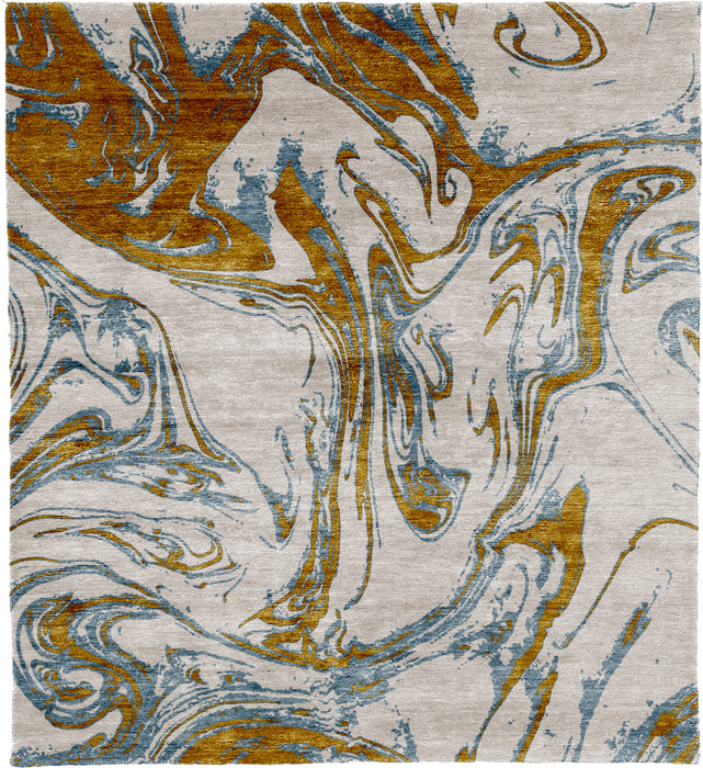 Feng A Hand Knotted Tibetan Rug Main Image