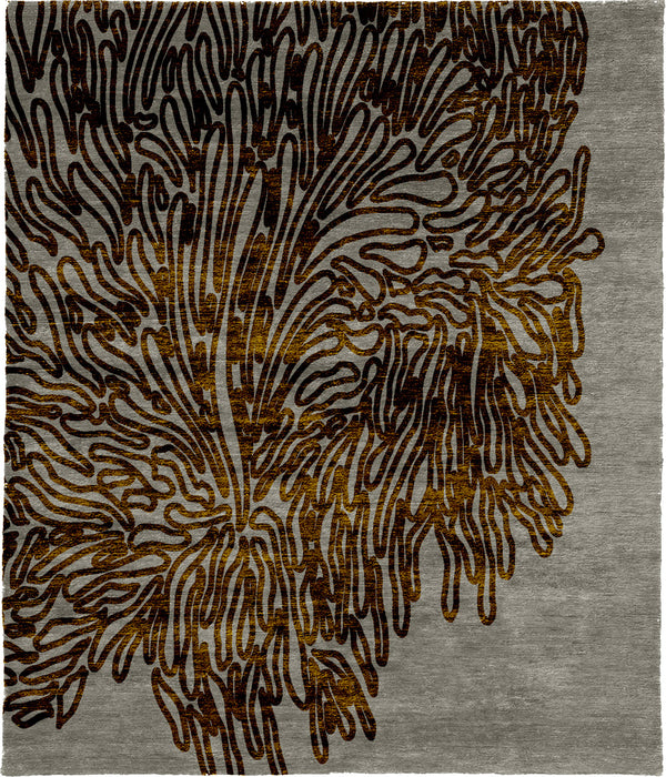Antilope Hand Knotted Tibetan Rug Main Image