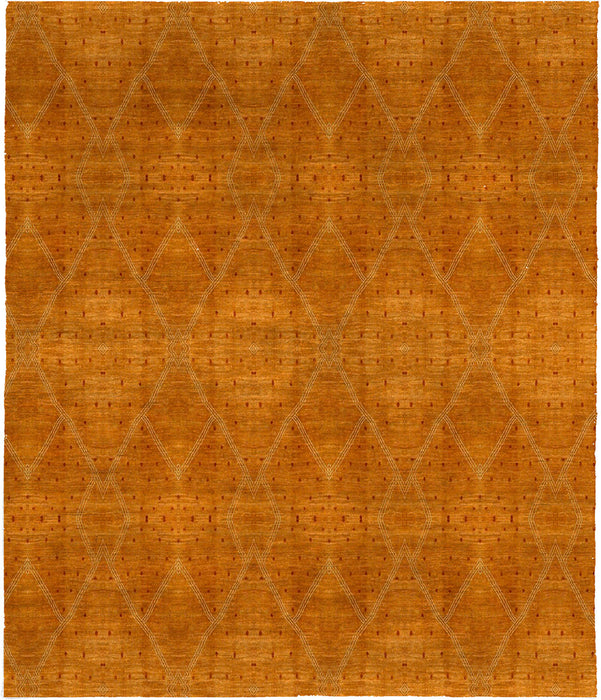 Cuprite Highland Hand Knotted Tibetan Rug Main Image