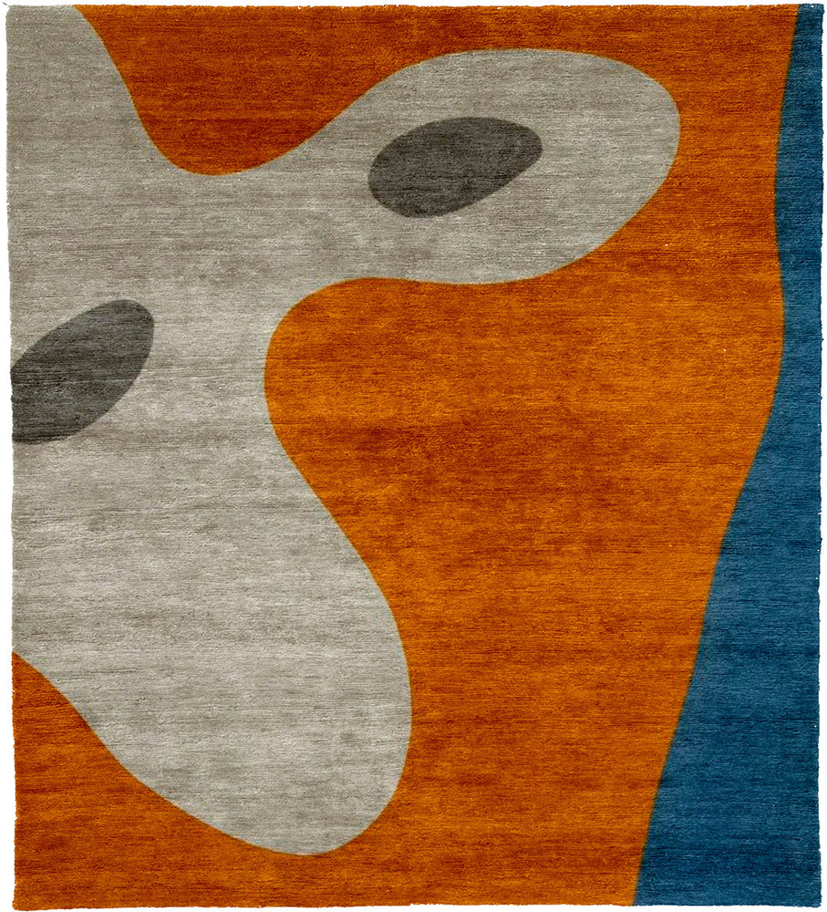 Bagot Well Highland Hand Knotted Tibetan Rug Main Image