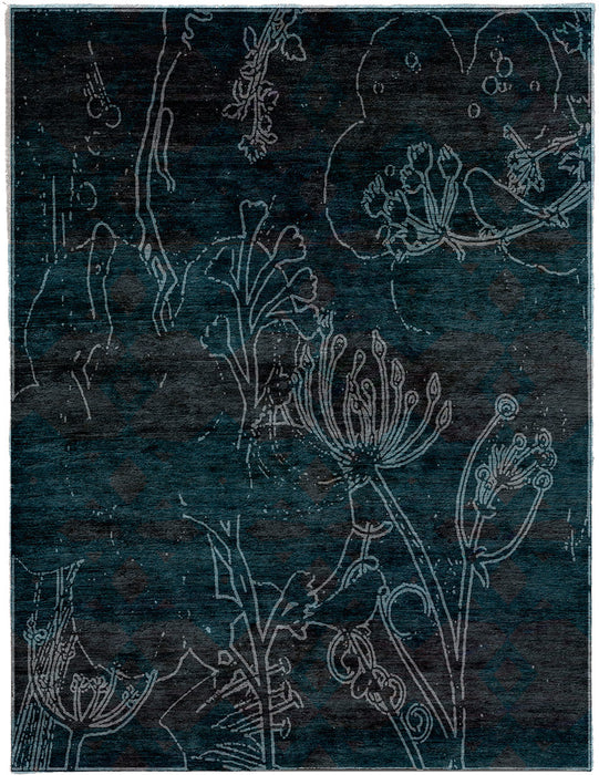 Watervale B Hand Knotted Tibetan Rug Main Image