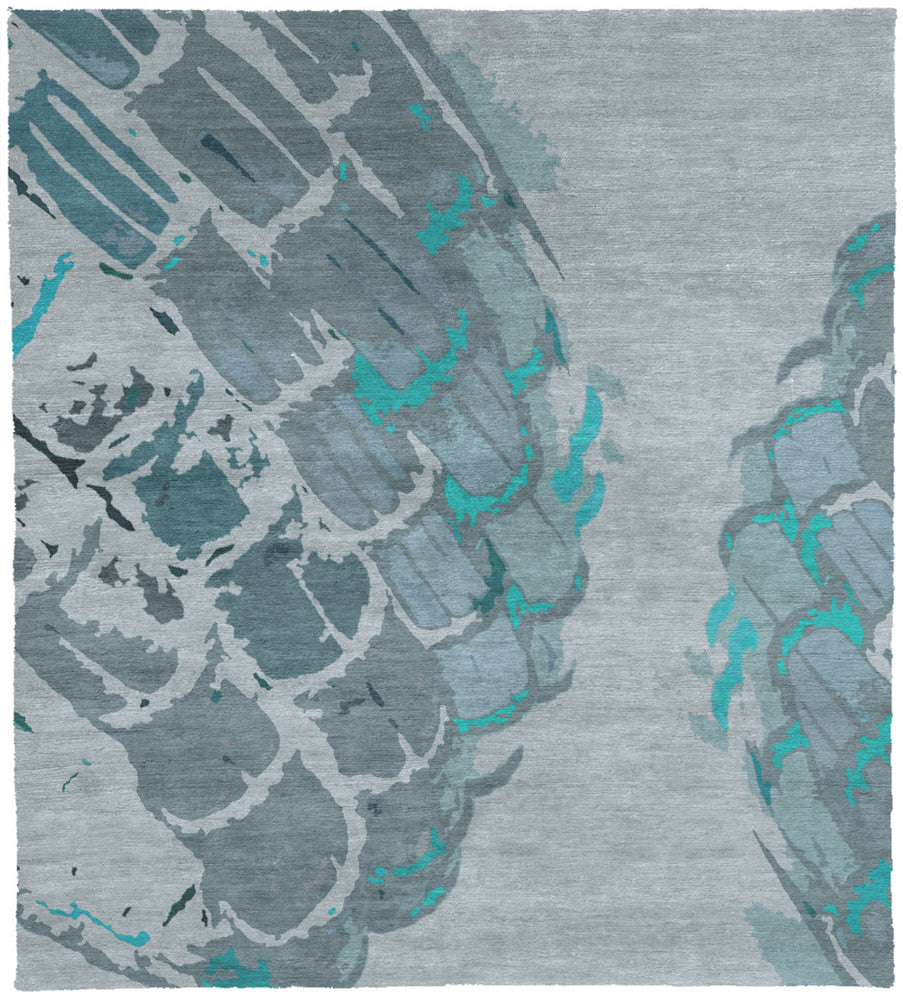 Greenways Hand Knotted Tibetan Rug Main Image