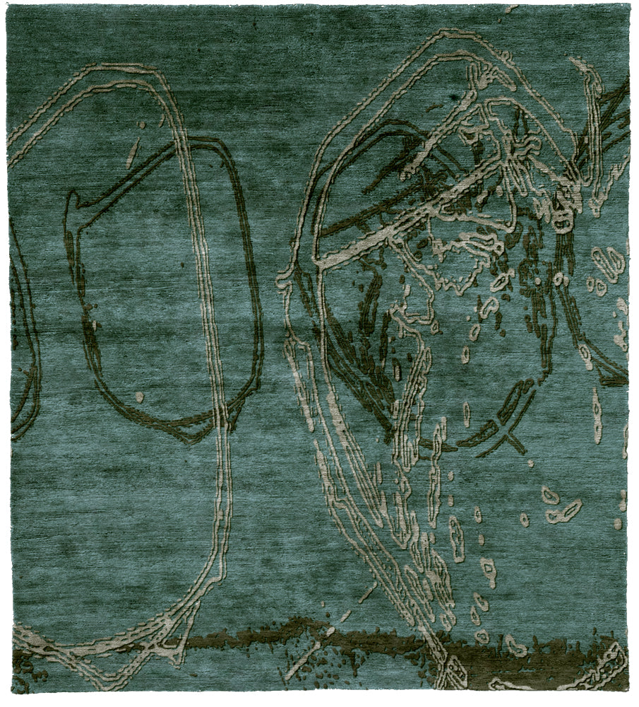 Butler A Hand Knotted Tibetan Rug Main Image