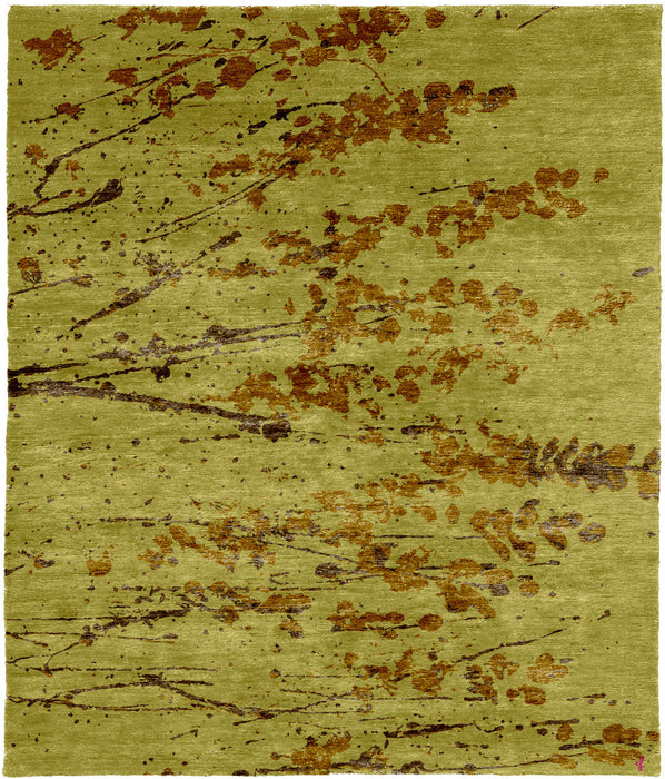 Bogie Hand Knotted Tibetan Rug Main Image