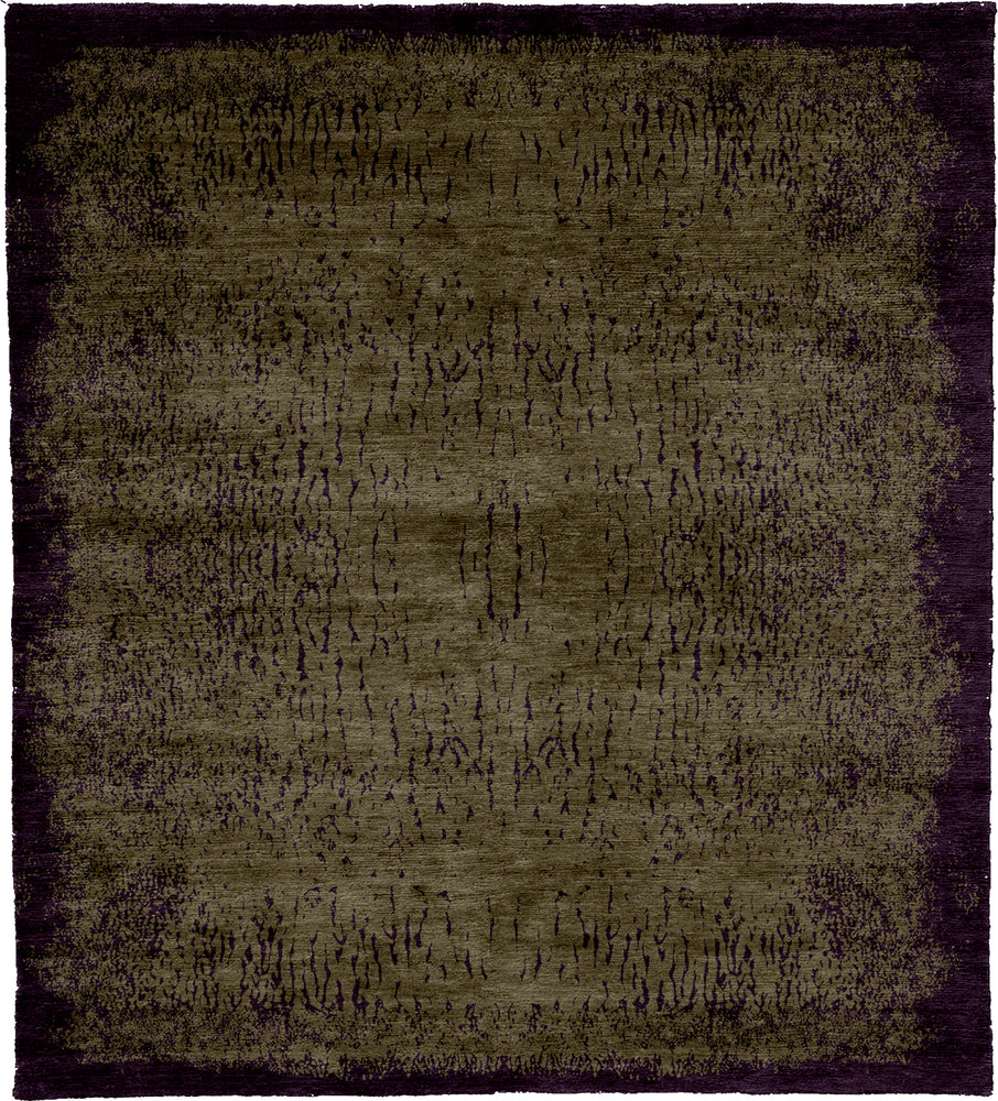 Ouro D Hand Knotted Tibetan Rug Main Image