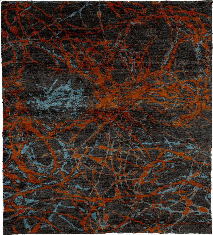 Remolino A Hand Knotted Tibetan Rug Main Image