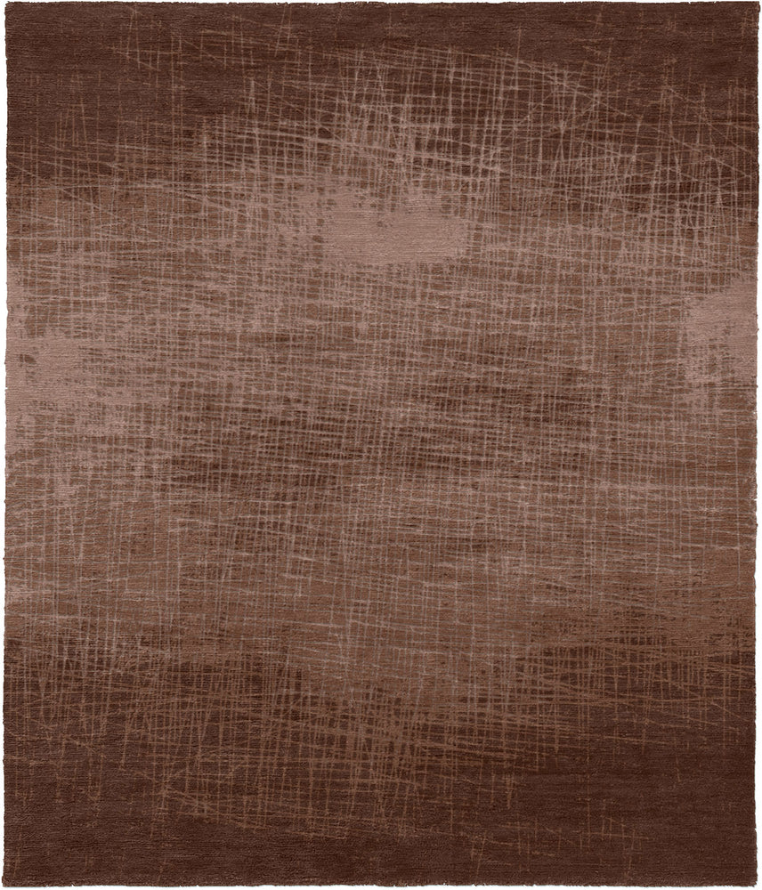 Roasted G Hand Knotted Tibetan Rug Main Image