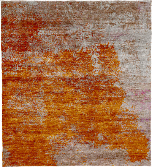 Sandstone A Hand Knotted Tibetan Rug Main Image