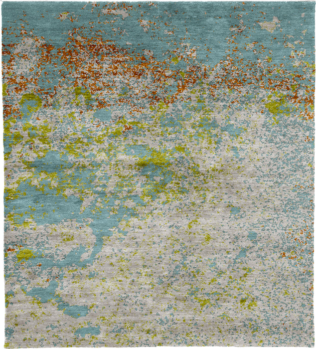 Spindrift C Hand Knotted Tibetan Rug Main Image
