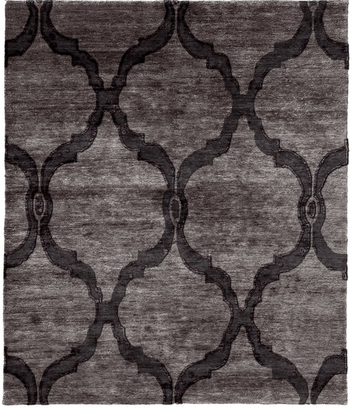 Abstract B Hand Knotted Tibetan Rug Main Image