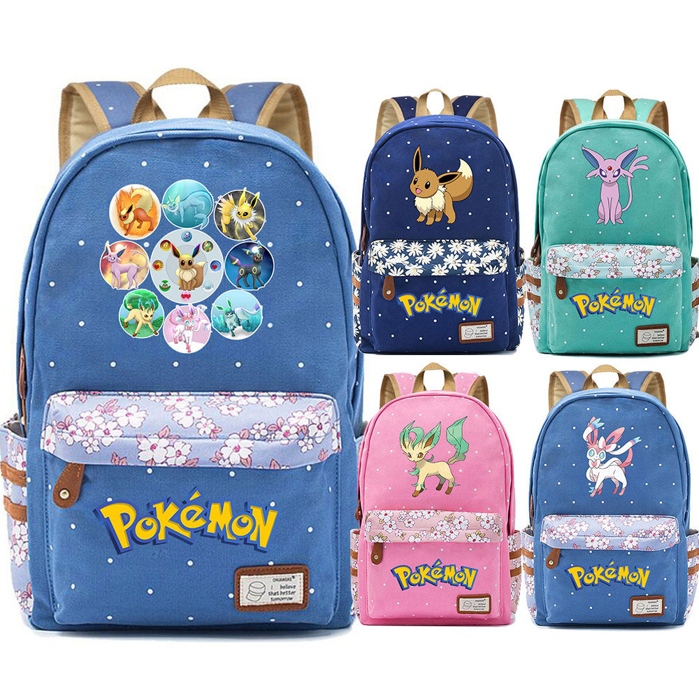 Anime Pokemon Backpack - ashleys-cosplay-cache