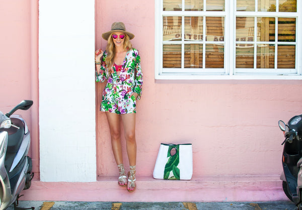 Siin Boutique Clothing romper stock image