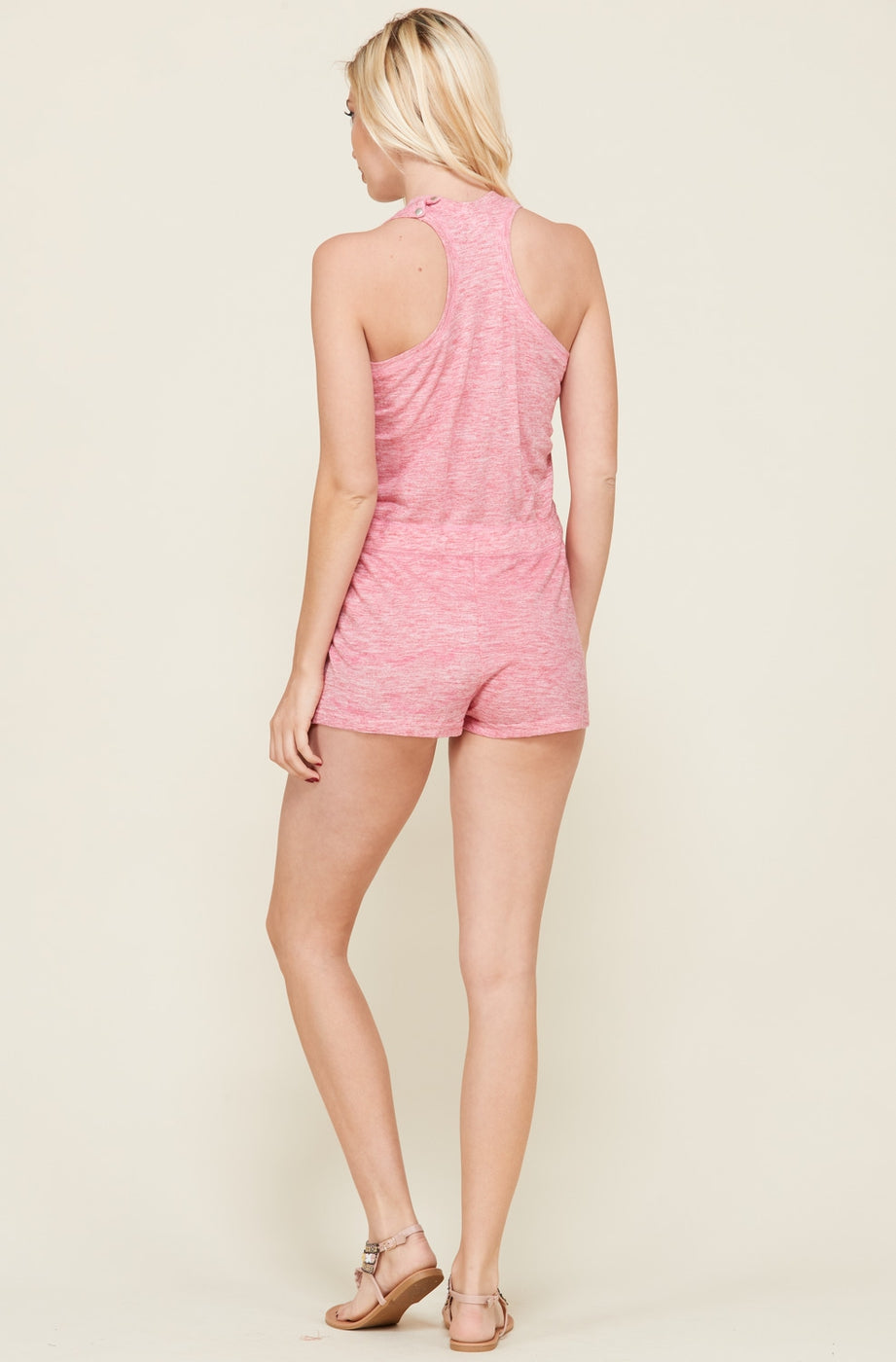 Jennifer Romper Running Jogging With Two Front Pocket Siin Bees