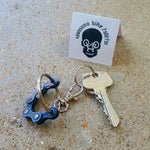 Big Fidget Keyring - Awesome Bike Gifts - Bike Essentials Accessories And T-shirts