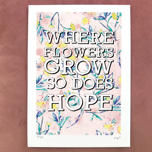 *NEW* Hope Grows