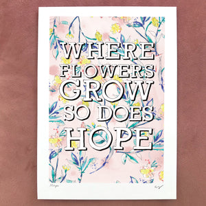 Hope Grows