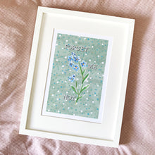 *NEW* Forget Me Not (2 colour options)