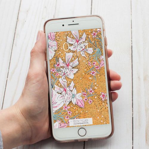 Floral Phone Wallpaper Download