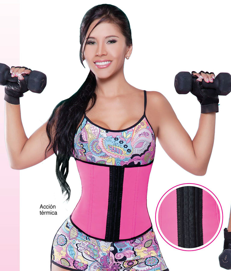 SALOME 852 SPORT WAIST WITH INTERNAL LATEX