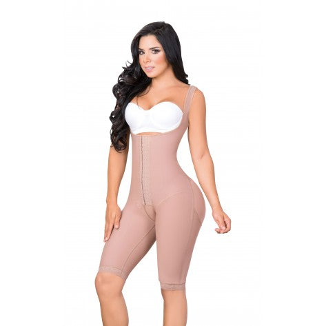 JACKIE LONDON 3020 FULL BODYSHAPER WITH WIDE STRAPS NO BRA INCLUDED